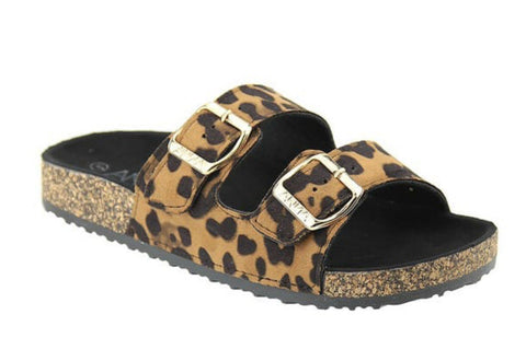 Buckle Me Leopard Shoes