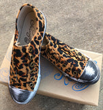Can't Live Without Leopard Sneakers