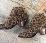 Leopard is My Jam Booties
