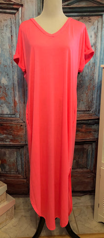 The Long Way Home Maxi Dress