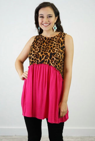 Wildcat Wonder Top