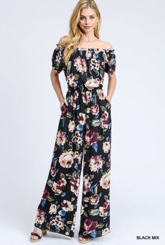 Lovely Loretta Jumpsuit