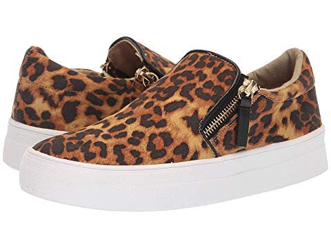 Leopard is the New Black Sneaker