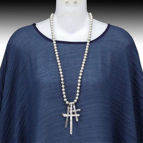 Take Me to the Cross Necklace