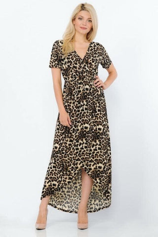 The Everything Leopard Dress