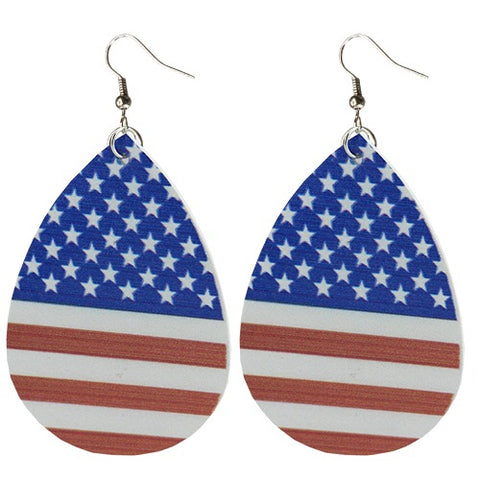 My Country Earrings