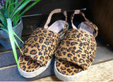 For the Love of Shoes-Leopard