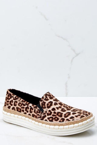 Love Me, Love My Leopard Shoes