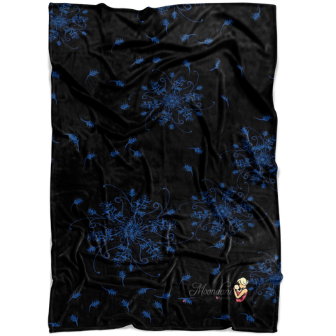 Fleece blanket - Grevillea Enchanted