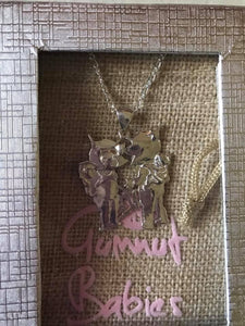 Gumnut Babies Collection - Blossom Baby Pendant