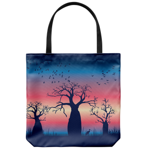JImulu sunset design tote