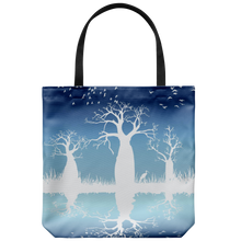 Load image into Gallery viewer, Jimulu storm design tote