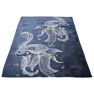 Fleece Blanket- Arni Ethereal