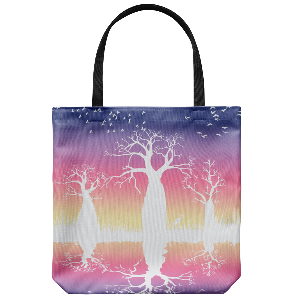 Jimulu Twilight design tote