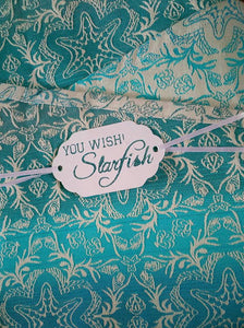 You Wish! Starfish Woven Wrap