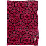 Fleece blanket - Waratah