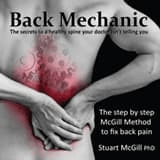 Back Mechanic: The Step-by-step McGill Method to fix back pain - Kabuki Strength Store