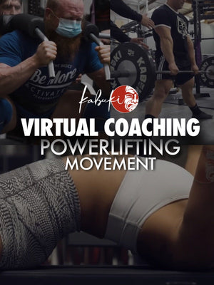Virtual Coaching for Lifters & Athletes