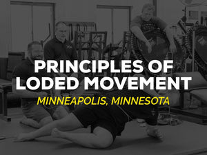 Principles of Loaded Movement | SEPT 14-15 - Kabuki Strength Store
