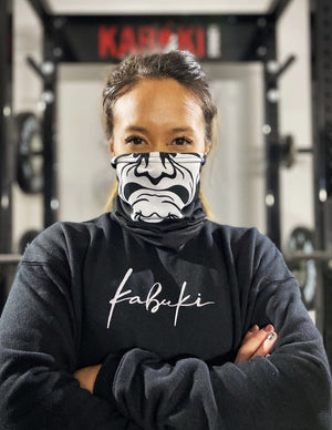 Squat Face Neck Gaiter