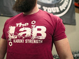 """The Lab"" T-Shirt - Kabuki Strength Store"