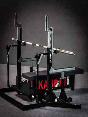Combo Rack HD by Kabuki X Ghost - Kabuki Strength Store