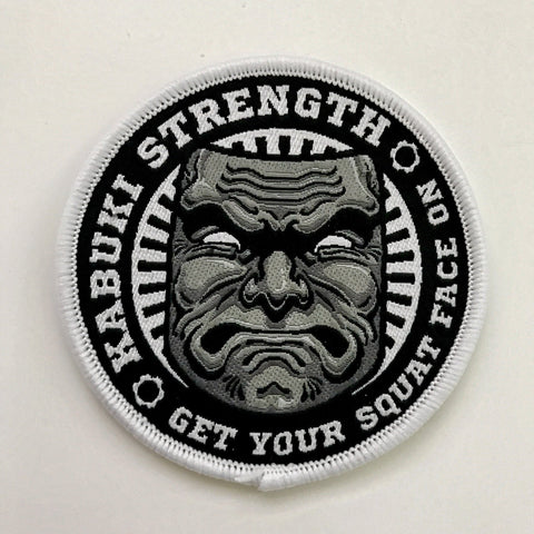 Squat Face Patch - Kabuki Strength Store