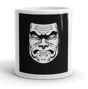 Squat Face Mug for Your Coffee/Whiskey - Kabuki Strength Store