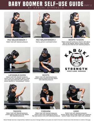 The Baby Boomer [Blemish] - Kabuki Strength Store