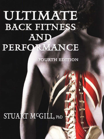 Ultimate Back Fitness and Performance (5th Edition-2014) - Kabuki Strength Store