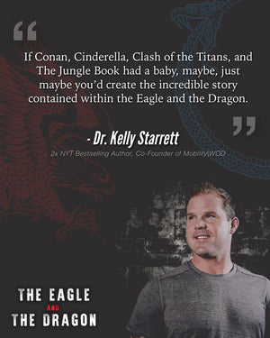 The Eagle and the Dragon - Kabuki Strength Store
