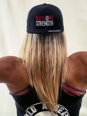 The Classic Snapback - Kabuki Strength Store