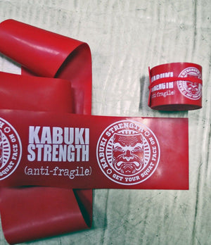 WIDE[er] Anti-Fragile Floss Band - Kabuki Strength Store