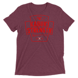 USA Steelworker Tee {Red Design]