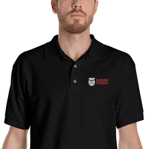Official Embroidered Team Shirt - Kabuki Strength Store