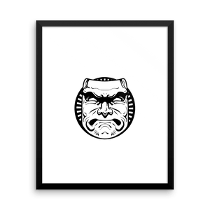 Squat Face Art - Kabuki Strength Store