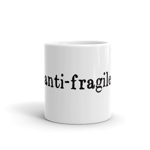 Anti-Fragile Mug - Kabuki Strength Store