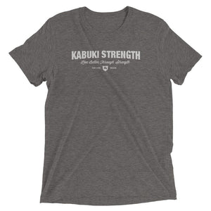 Live Better Through Strength Classic Tee - Kabuki Strength Store
