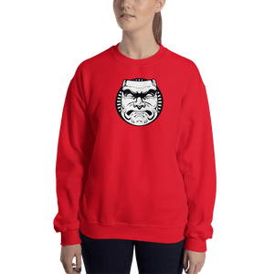 Squat Face Thick-n-Big Sweatshirt - Kabuki Strength Store
