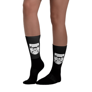 Simple Squat Face Socks - Kabuki Strength Store