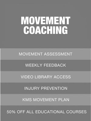 Movement Coaching - Kabuki Strength Store