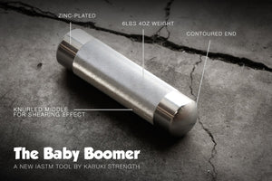 Baby Boomer - The Ultimate Self-Use IASTM Tool - Kabuki Strength Store
