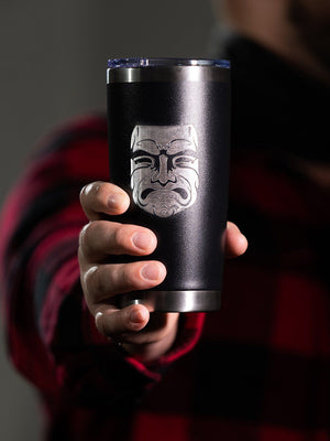 Squat Face 20 oz Tumbler