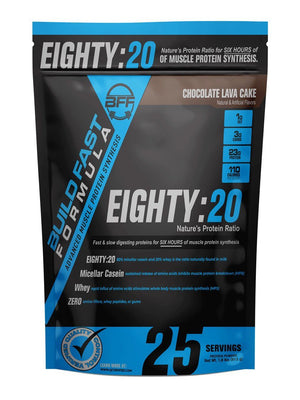 EIGHTY:20 Protein by BuildFastFormula