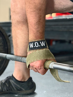 W.O.W. [Why Our Way] Grand Goals Straps - Kabuki Strength Store