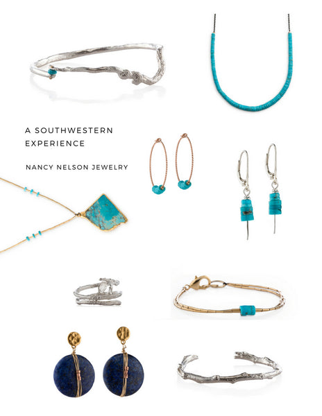 Nancy Nelson Jewelry Southwestern Collection