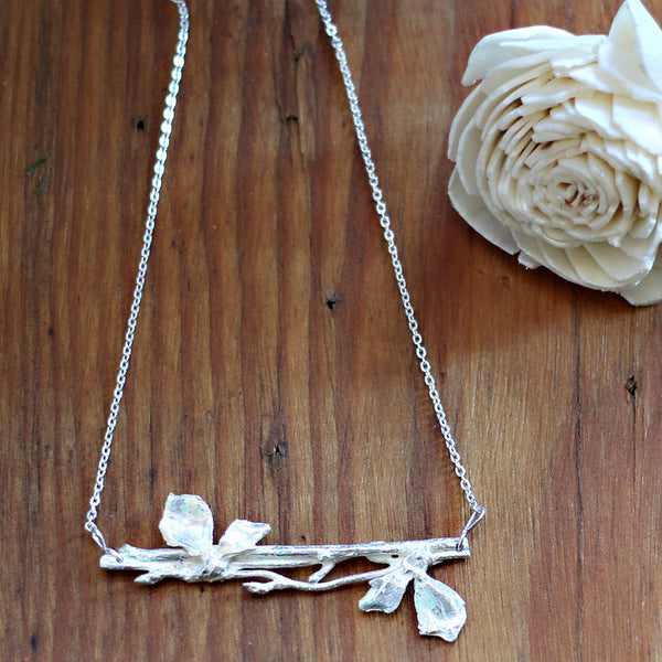 Natures Bloom Necklace