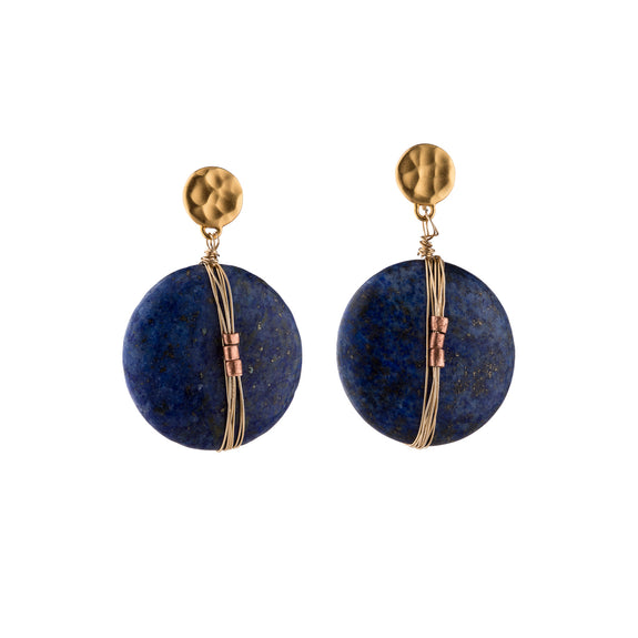 Midnight Awe Earrings