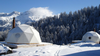 Eco ski lodges: Six of the best