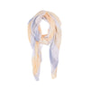Orange Stripes Cotton Scarf - renegades of chic